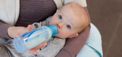 Koolzaadolie in zuigelingenvoeding