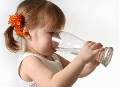 Watertarief voor kinderen