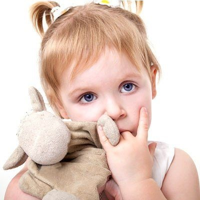 Bayi menghisap jari