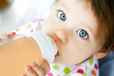 Rasa baru - kompos makanan bayi