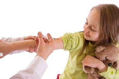 Analyseert vóór vaccinatie