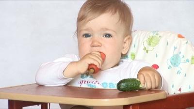 Cucumber untuk kanak-kanak