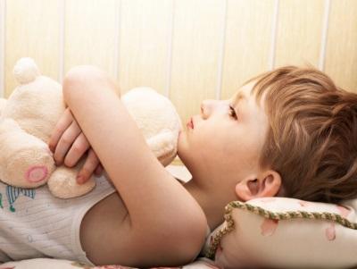 Baby's slaap overdag weigert te slapen