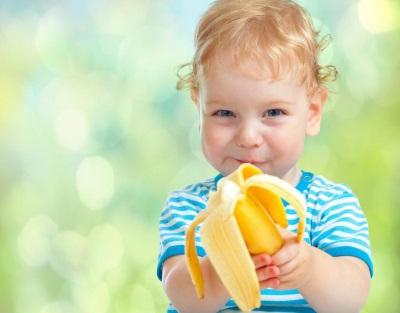 Hoogwaardige banaan voor voeding
