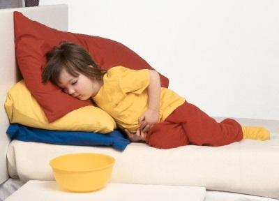 Ang sakit na Crohn sa isang bata