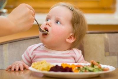 Baby eet