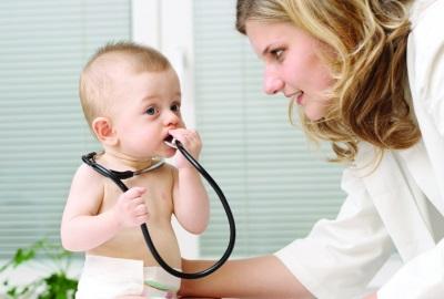 Kanak-kanak dan pakar pediatrik