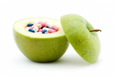 Prebiotik dalam buah