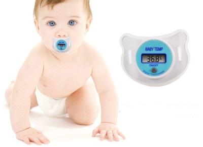 Misura della temperatura nei neonati