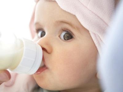 Babyvoeding na 4 maanden