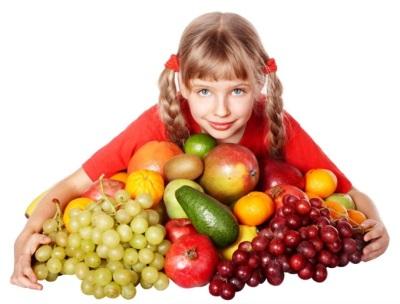 Goede eetlust voor schoolkinderen