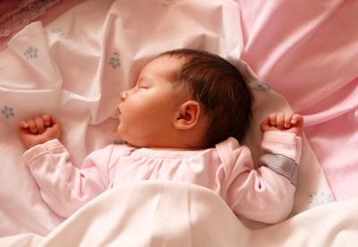Bébé 1 mois