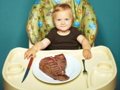 Bayi dan Daging