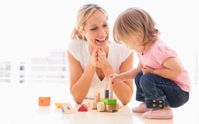 Hry s dieťaťom