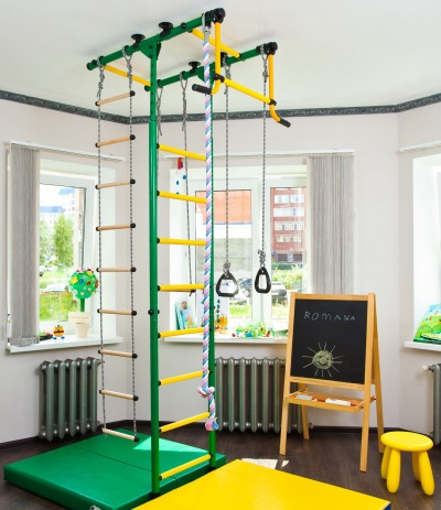 Švédsky múr pre dieťa do 3 rokov