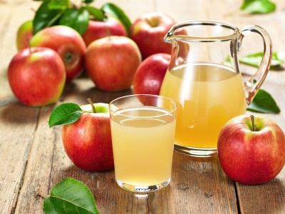 แอปเปิ้ล kissel สำหรับเด็ก