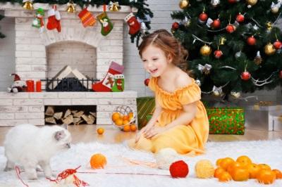 Bayi dan Tangerines