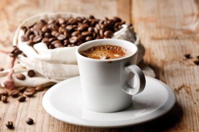 กาแฟในถ้วย