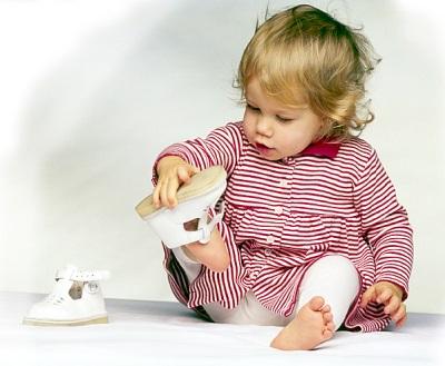 orthopedische schoenen voor baby
