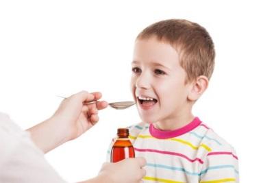 วิตามินน้ำเชื่อมสำหรับเด็ก - เครื่องดื่มสำหรับเด็ก