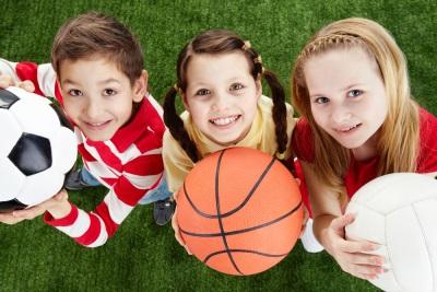 กีฬาในเด็ก