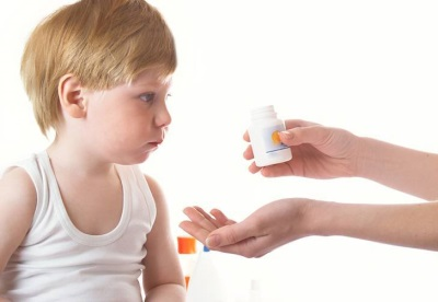 Vitaminen voor baby