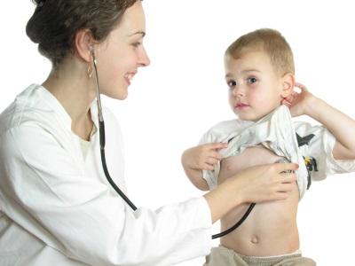 ילד 5 שנים אצל הרופא