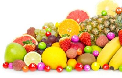 วิตามินในผลไม้
