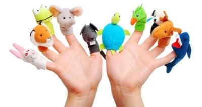 เกมลายนิ้วมือสำหรับเด็ก