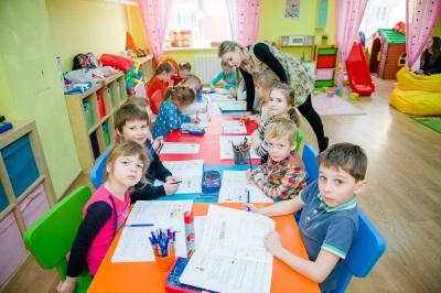 การเตรียมเด็กให้เข้าโรงเรียน