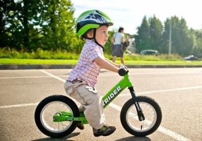 Runbike vanaf 2 jaar