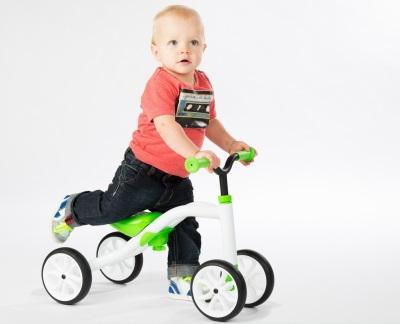 Runbike rolstoel