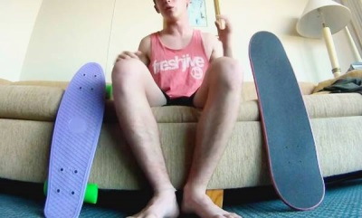 Het verschil tussen een penny board en een skateboard