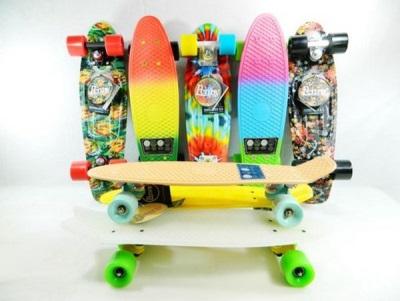 Soorten pennyboards