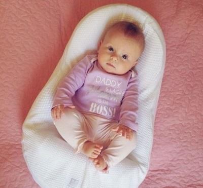Kepompong sarang untuk bayi baru lahir