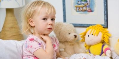 อะไรคืออาการไอแห้งที่เป็นอันตรายในเด็ก?