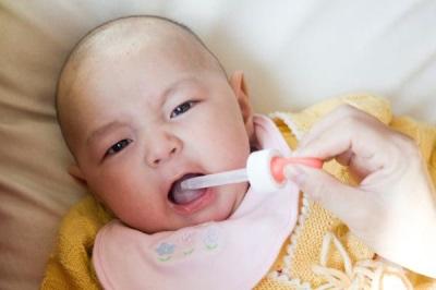 جرعة Espumizan لحديثي الولادة