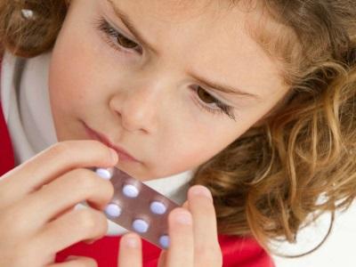 جرعة جليكاين للأطفال