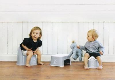 Hoe leer je een kind in de pot?
