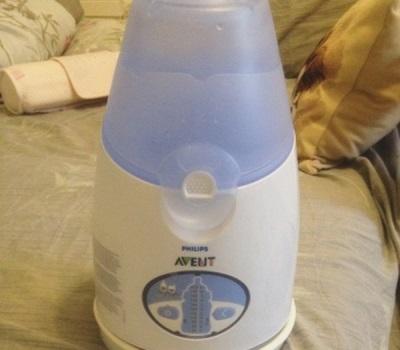 Pemanas Botol Air Panas