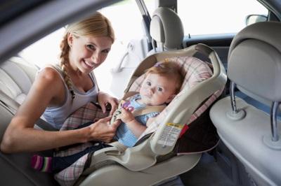 Draagstoel voor pasgeborenen