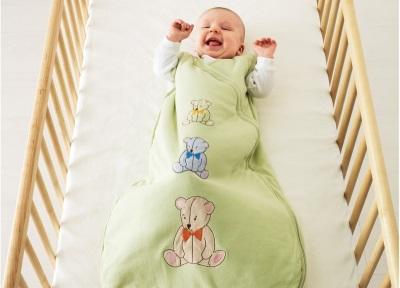 Slaapzak voor pasgeborenen