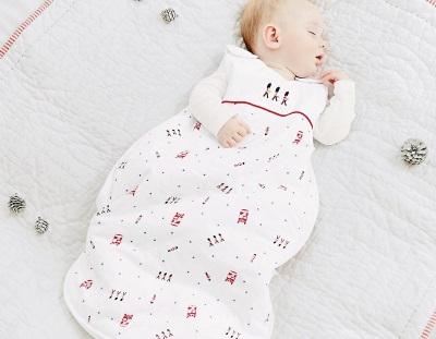 Een slaapzak kiezen voor pasgeborenen