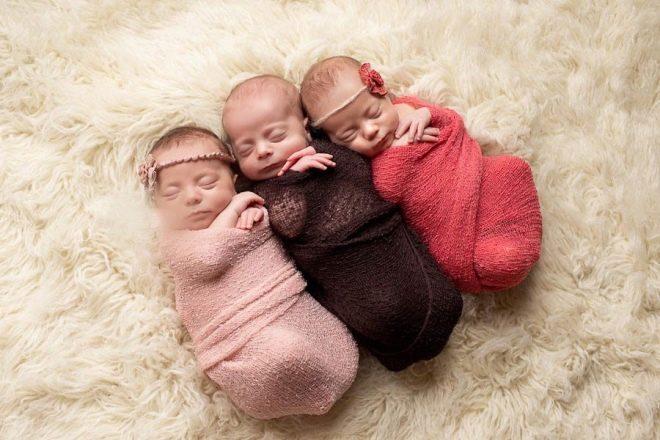 Pasgeboren baby's